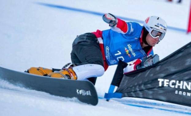 Радослав Янков завърши на второ място в старта от световната
