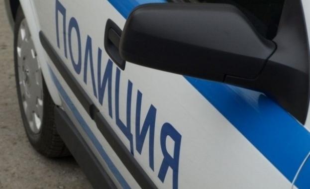 Полицаи и затворник в зрелищна гонка в Стара Загора