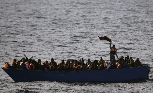Над 900 мигранти от Азия и Африка, насочили се към