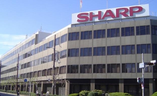 Sharp инвестира $7 милиарда за завод в САЩ