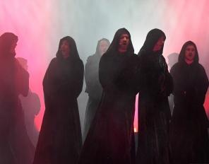 Концерт на Gregorian в НДК