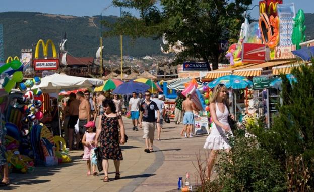 Над 10% е ръстът на българските туристи по Черноморието ни тази година
