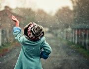 Кратка зима, следващият уикенд - пролет