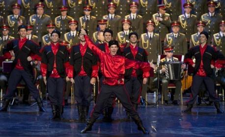 Александровският хор подготвя първи концерт след трагичната самолетна катастрофа