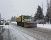 Над 500 машини обработват пътните настилки. Всички републикански пътища са проходими при зимни условия