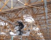 Руска компания демонстрира летящ мотоциклет (видео)