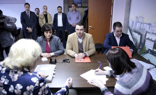 Корнелия Нинова: Ще победя Бойко Борисов