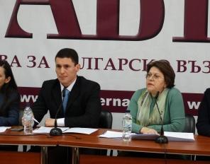 """Млади лица, съдебна реформа и сериозна икономическа и социална програма представиха АБВ и """"Движение 21"""""""