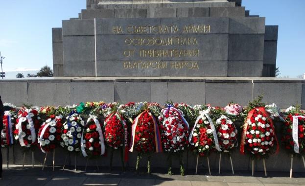 На 23 февруари във връзка с държавния празник на Руската