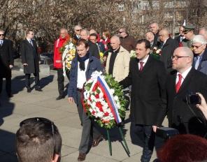 Ден на защитника на Отечеството в София
