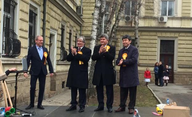 Руснаци и българи в София празнуваха Масленица