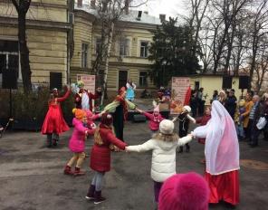 Масленица в София