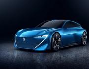 Прекрасният концепт Peugeot Instinct е напълно автономен