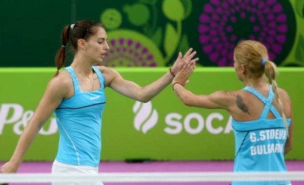 Габриела и Стефани Стоеви ще играят на финал в Базел