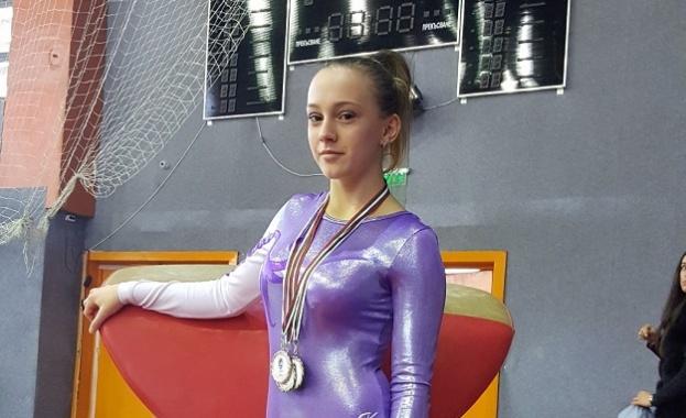 Грета Банишка с четири медала от държавното първенство