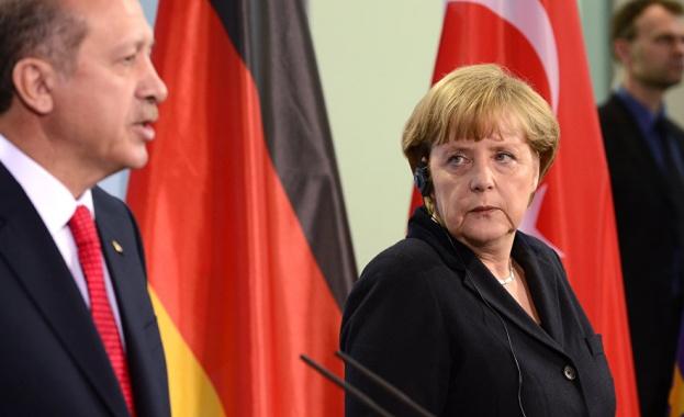 Германия се ядоса на Турция
