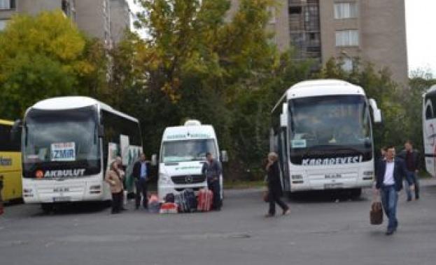 Автобусите с избиратели от Турция вече пристигат