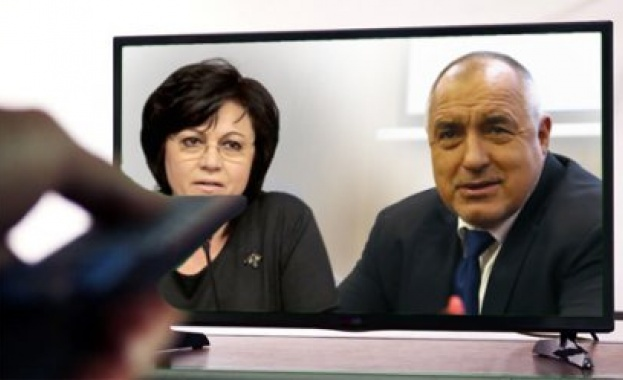 Дебатът Борисов-Нинова окончателно пропадна