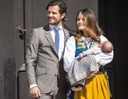 Принцеса София и принц Карл Филип очакват второ дете