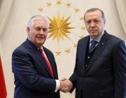 """Ердоган настоял пред САЩ борбата с тероризма да се води от """"легитимните"""" играчи"""