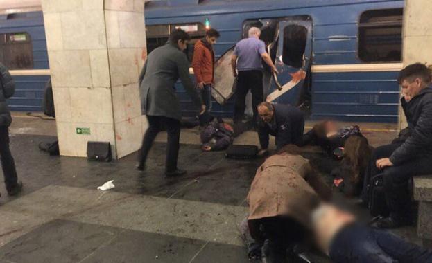 Нова жертва от атентата в Санкт Петербург