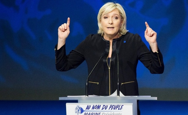 Льо Пен губи позиции непосредствено преди изборите