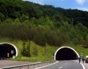 """През нощта шофьорите да карат внимателно в тунел """"Витиня"""" на АМ """"Хемус"""""""