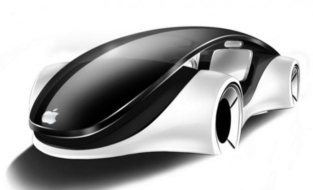 Apple получи одобрение да тества автономни коли в Калифорния