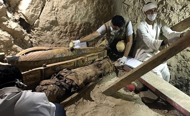 Огромна находка на 3500 години разкриха археолози в Египет