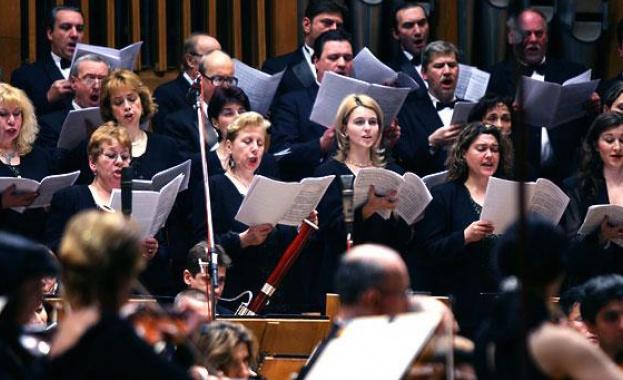 """Филхармоничният хор """"Светослав Обретенов"""" стана Музикант на годината"""