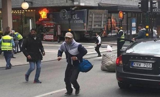 Обвиненият за атаката в Стокхолм узбекистанец се призна за виновен