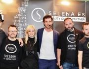 Selena ES представи атрактивно стайлинг шоу на модерни прически