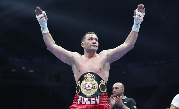 Кубрат Пулев може да се бие за световната титла в София