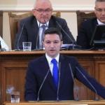Вигенин: Няма да подпишем празен чек за самолетиет. Таванът за България е 1,8 млрд. лв.