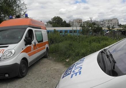 Отново пожар във влак на гарата в Костенец