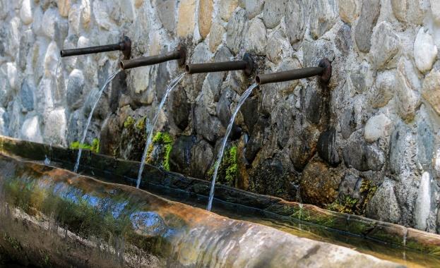 Водата от 4 обществени чешми в Шумен е негодна за пиене