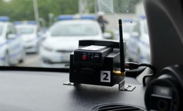 Още 28 мобилни камери по пътищата в страната до Нова година