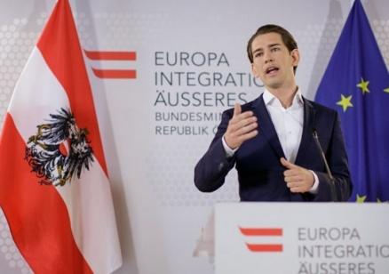 Австрийският президент възлага на Себастиан Курц да състави правителство