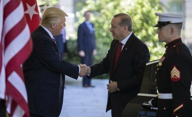 Ердоган: Тръмп, какво искаш да направиш, що за подход е това?