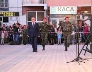 Главчев: Името на Дрангов е записано със златни букви в пантеона на българската бойна слава