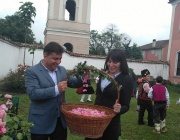 Георги Търновалийски: Розата е емблема за Карлово и България