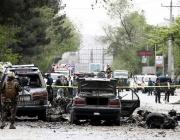 Кола бомба уби повече от 18 души в Афганистан