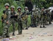 Близо 100 убити при битка във Филипините от джихадисти
