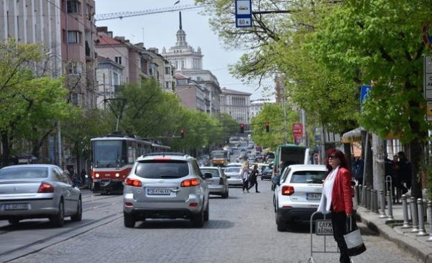 В неделя ще бъде затворен за движение столичния бул. Прага