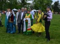 Древния празник Сабантуй в Южния парк София