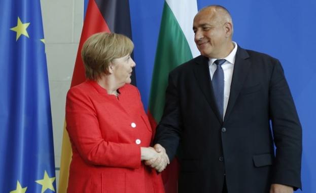 Канцлерът на Германия Ангела Меркел ще бъде на работно посещение