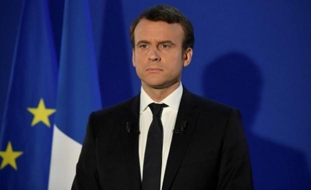 Макрон: Франция убеди Тръмп САЩ да останат в Сирия