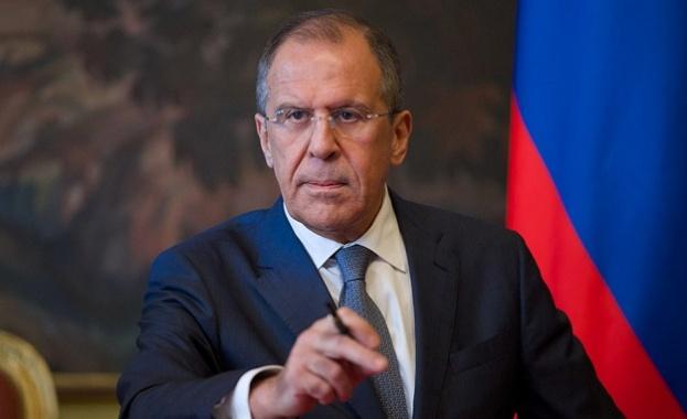Лавров: САЩ да прекратят едностранните действия в Сирия