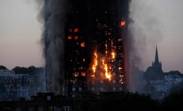 12 са вече жертвите на пожара в Грефъл Тауър в