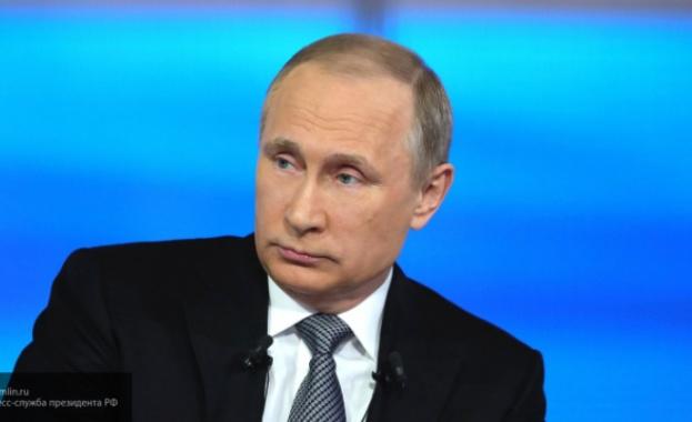 """Путин: """"Ислямска държава"""" е напълно разгромена и по двата бряга на Ефрат в Сирия"""